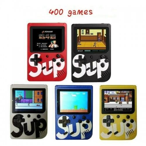 Videogioco console sup game box 400 giochi delle piu belle console - super mario