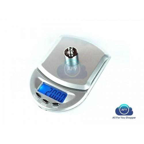 Mini bilancino precisione bilancia digitale display lcd portatile 0.1g. 500g.