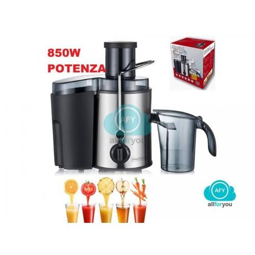 Centrifuga estrattore di succo per frutta e verdura 850 w 850w!!! of