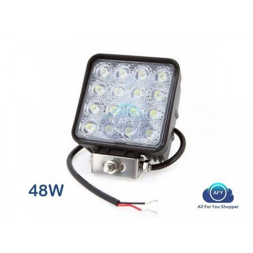 48w led luce lampada faro da lavoro fari auto barca suv auto 12v