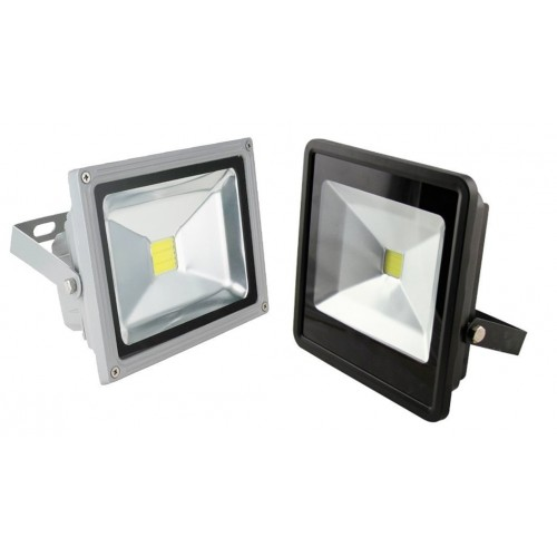 Faro led faretto caldo esterno 30w alta luminosita slim