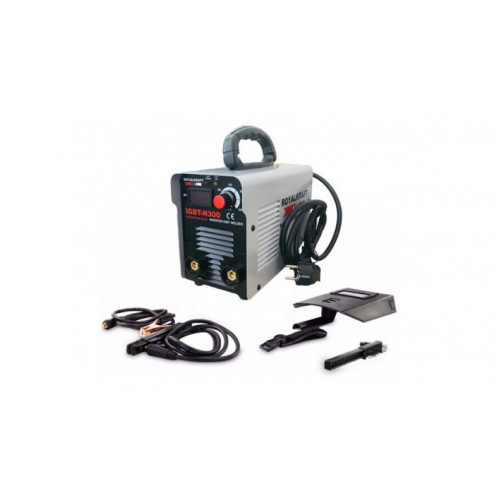 Saldatrice a elettrodo elettrica inverter igbt-n300 300a fabbro saldatura