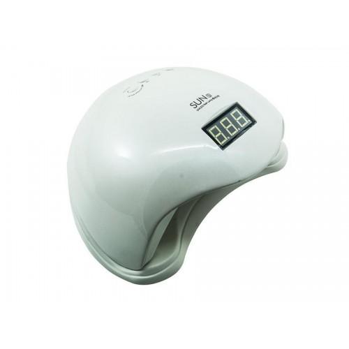 Lampada ricostruzione manicure timer fd-93 uv led 48w sensore unghie!!!!