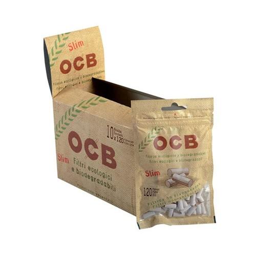 44d5db1799e0 1200 filtri ocb slim bio 6 mm in bag 1 box 10 bustine da 120 filtri