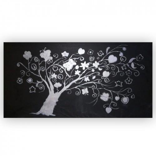 Quadri moderni dipinto a mano olio su tela cm 80x40 quadro moderno astratti arte