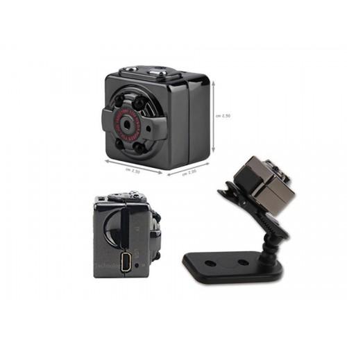 Telecamera full hd infrarossi micro camera spy cam - gopro style - sd - sq8